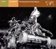 CD of East Africa Ceremonial Music