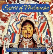 CD of Spirit of Melanesia
