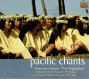 CD of Pacific Chants
