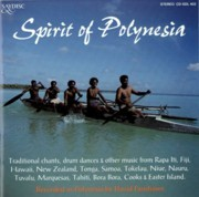 CD of Spirit of Polynesia