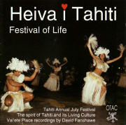 CD of Heiva i Tahiti