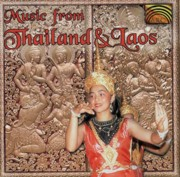 CD of Music from Thailand and Laos